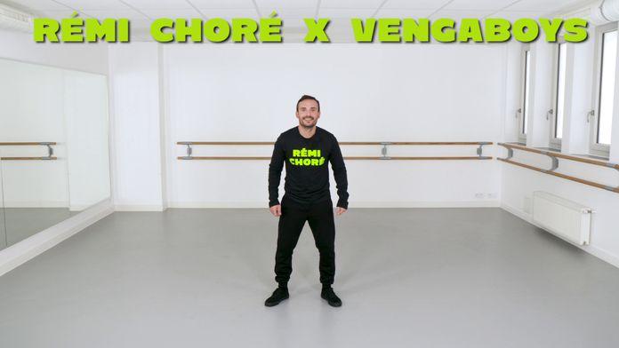 Rémi Choré - S1 - Rémi Choré x Vengaboys