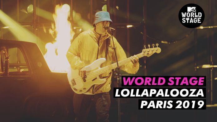 World Stage : Lollapalooza Festival 2019