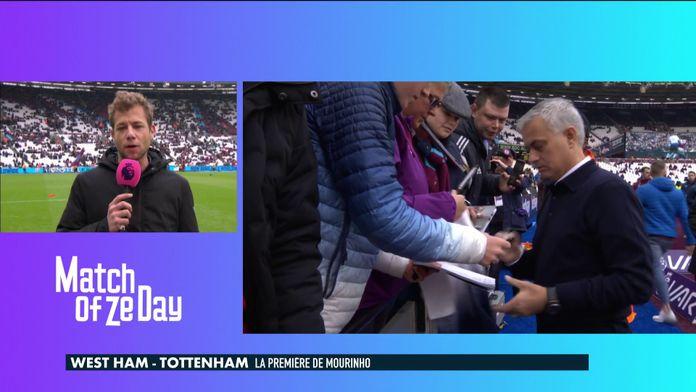 Le retour de José Mourinho en Premier League