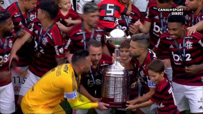 Flamengo soulève la Copa Libertadores !