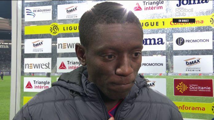 """Max-Alain Gradel : """"Rester unis et concentrés"""""""
