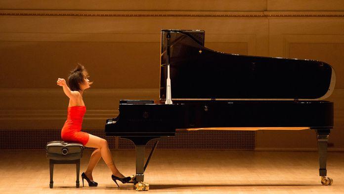The Peace Concert Versailles - Yuja Wang