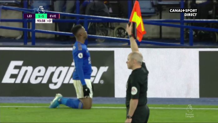 Incroyable fin de match à Leicester !