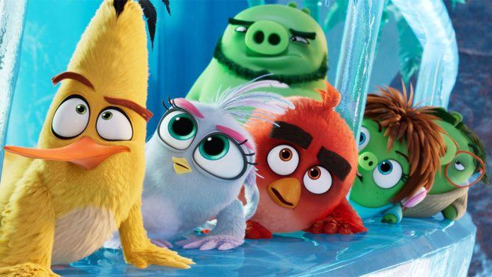 Les Angry Birds en 10 leçons