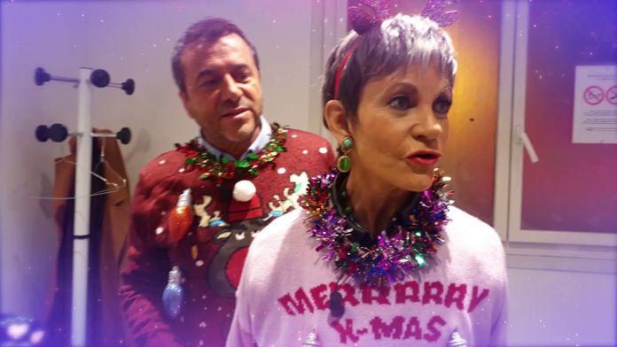 OFF TPMP : Cyril et les chroniqueurs en mode Noël dans les coulisses