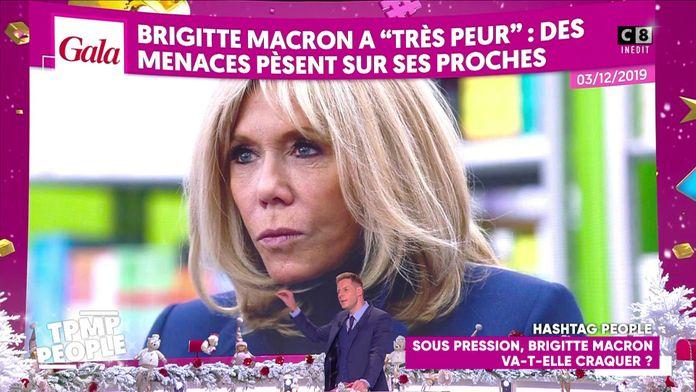 Sous pression, Brigitte Macron va-t-elle craquer ?