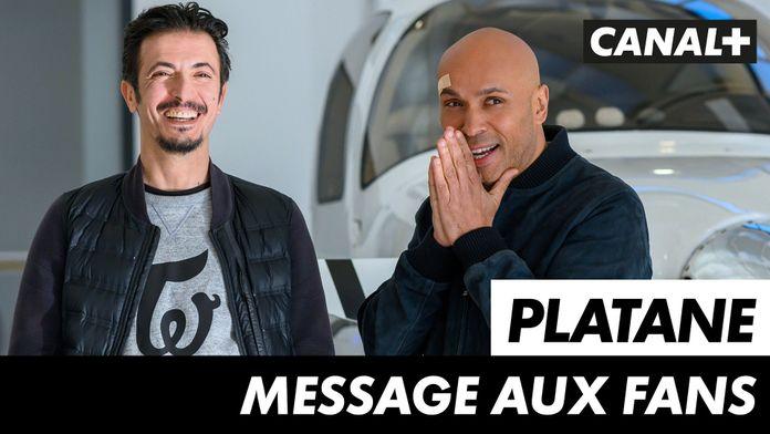 Message aux fans