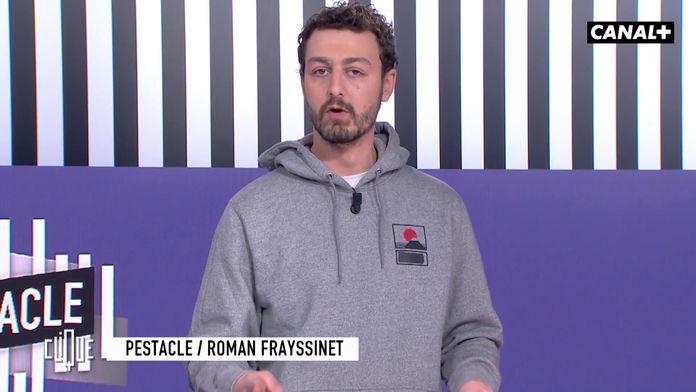 Roman Frayssinet est-il un zèbre ?