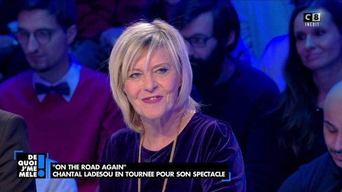 """Chantal Ladesou en tournée pour son spectacle """"On the road again"""", le one woman show qui décale"""