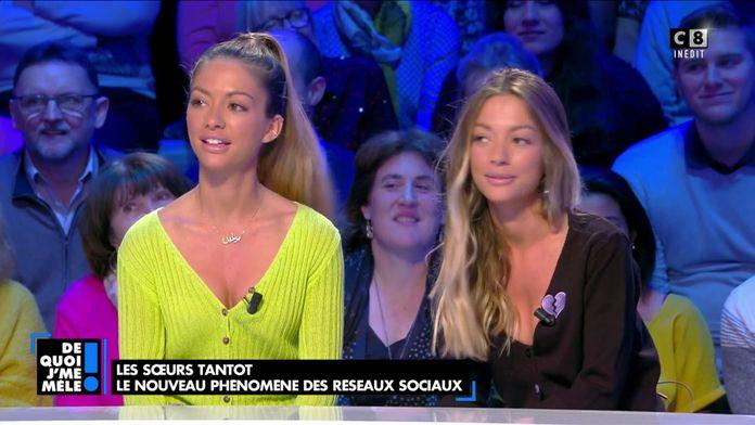 Les sœurs Tantot reviennent sur leur collaboration avec Guillaume Canet dans le cinéma
