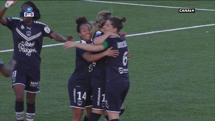 Les buts de Marseille / Bordeaux