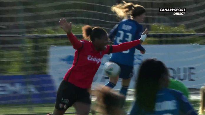 D1 Arkema : Les buts de Guingamp / Reims
