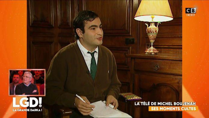 Les moments de télé cultes de Michel Boujenah