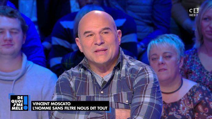 Vincent Moscato : Du rugby à la télévision