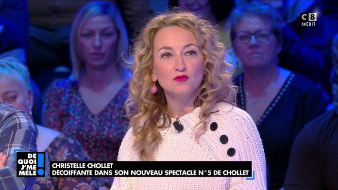 Christelle Chollet s'exprime sur le féminisme
