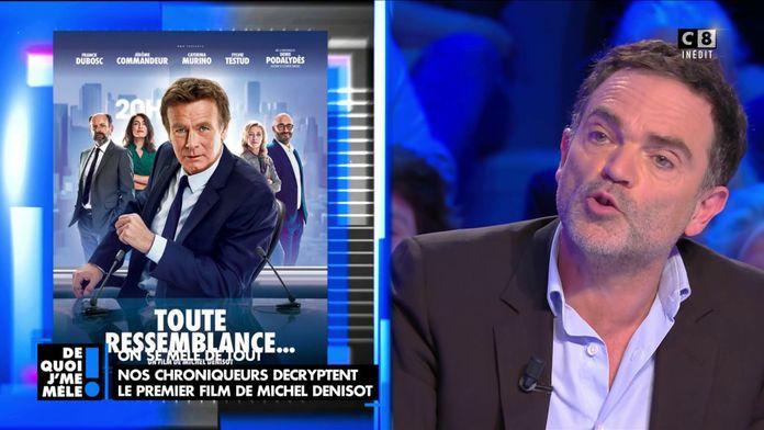 """""""Toute ressemblance..."""" le premier film de Michel Denisot"""