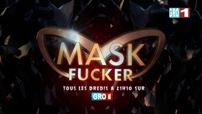 Mask fucker - Groland - CANAL+