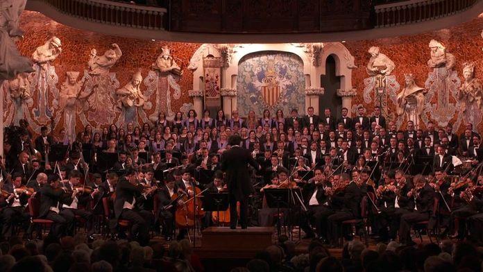 Gustavo Dudamel dirige la Symphonie n°9 de Beethoven