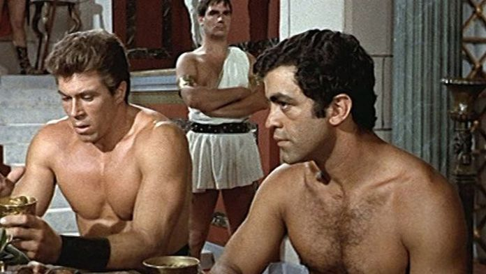 Spartacus et les dix gladiateurs