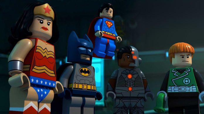 Lego DC Comics Super Heroes : Batman, la Ligue des Justiciers