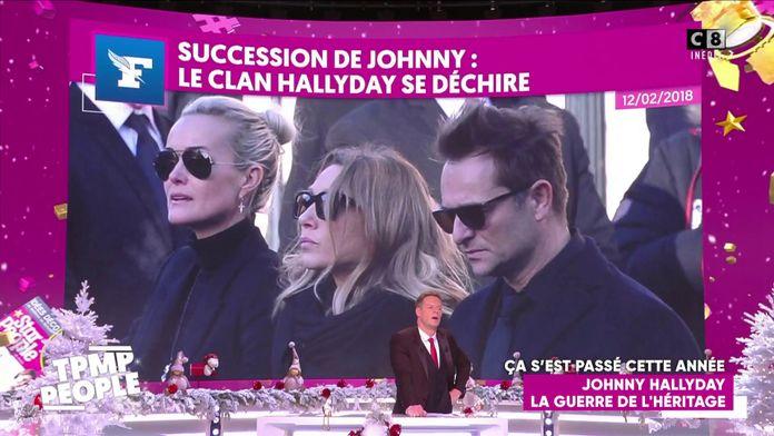Johnny Hallyday : La guerre de l'héritage