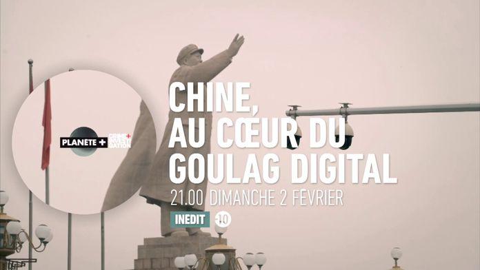 Chine, au coeur du goulag digital