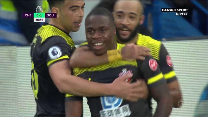 Le résumé de Chelsea / Southampton