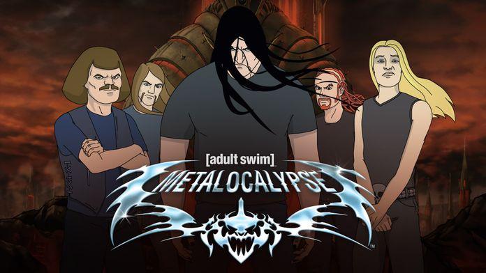 Metalocalypse : Black Fire Upon Us