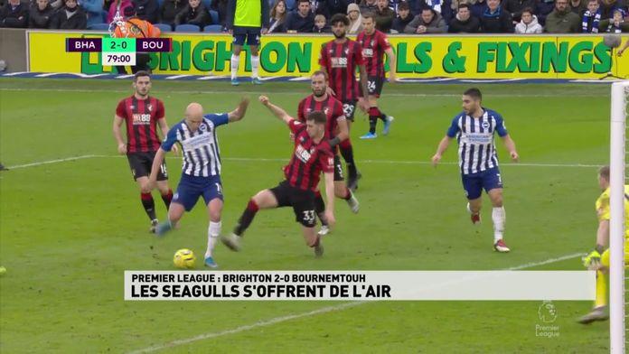 Le résumé de Brighton / Bournemouth