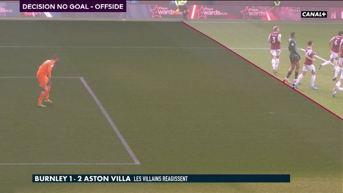 Le résumé de Burnley / Aston Villa