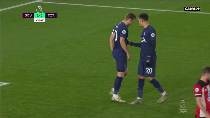 Le résumé de Southampton / Tottenham