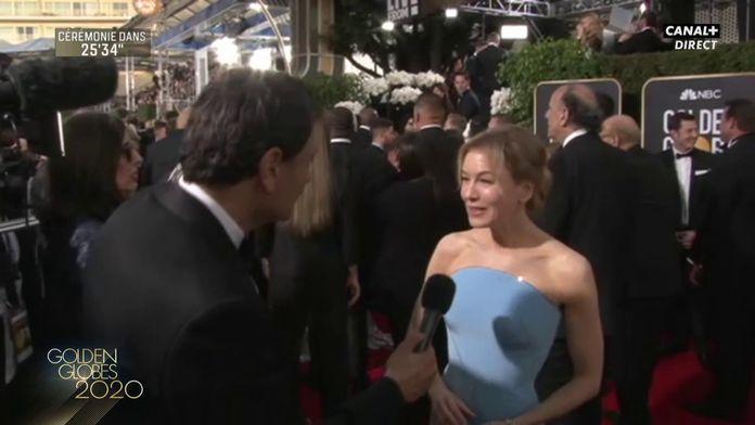 """Renée Zellweger : """"Judy Garland était une femme spectaculaire"""" - Golden Globes 2020"""