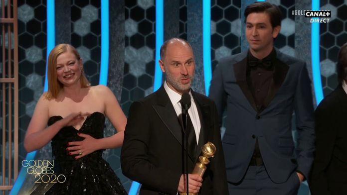 Succession - Meilleure Série Drama - Golden Globes 2020