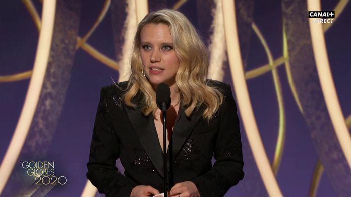 """Kate McKinnon : """"Ellen Degeneres nous a offert des décennies de rire"""" - Golden Globes 2020"""