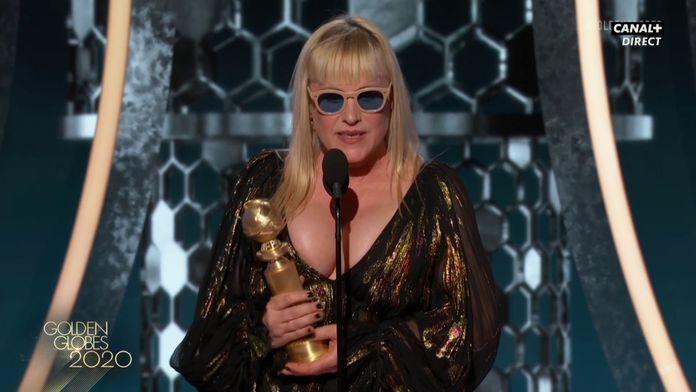 Patricia Arquette - Meilleure actrice dans un second rôle (Série) - Golden Globes 2020