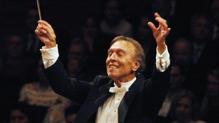 Claudio Abbado dirige la Symphonie n°9