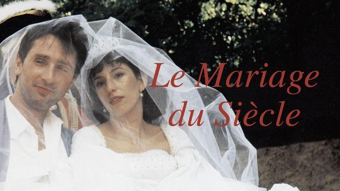 Le mariage du siècle