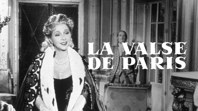 La valse de Paris