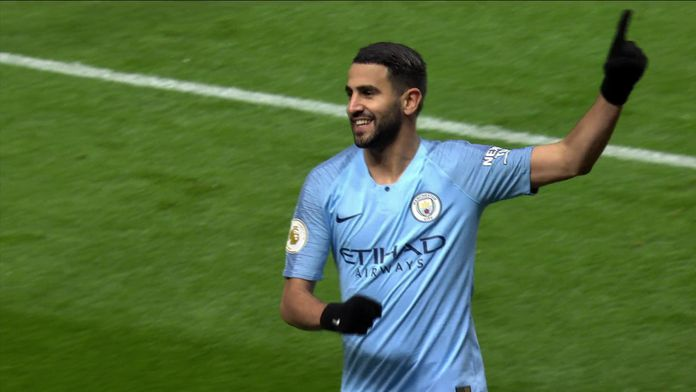 Le top buts de Riyad Mahrez en Premier League !