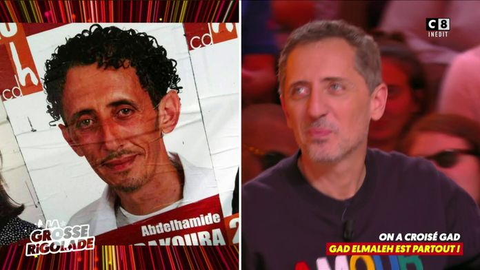 Les meilleurs sosies de Gad Elmaleh !