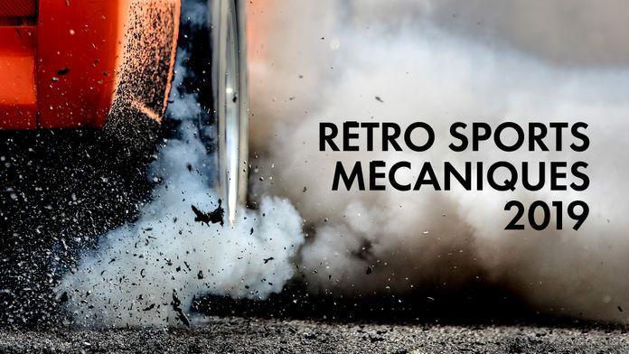 Rétro Sports mécaniques 2019