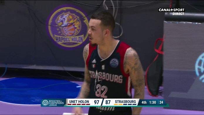 Le 3 points pour Gabe York