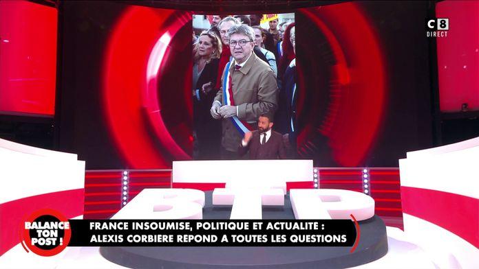 """Cyril Hanouna à propos de Jean-Luc Mélenchon: """"Mon public vote en majorité pour la France Insoumise"""""""