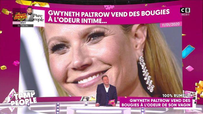 Gwyneth Paltrow vend des bougies à l'odeur de son vagin !