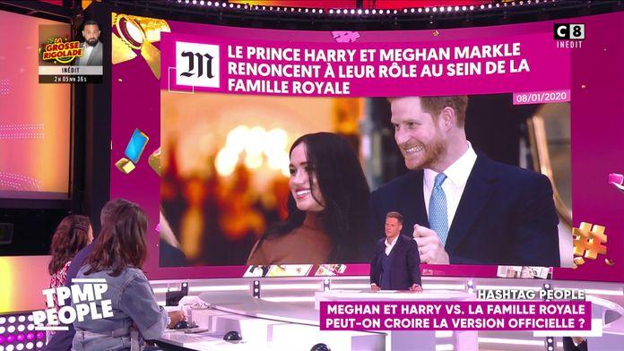 Meghan et Harry VS La famille royale