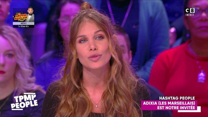 Adixia des Marseillais sort un livre où elle revient sur le harcèlement scolaire qu'elle a subi