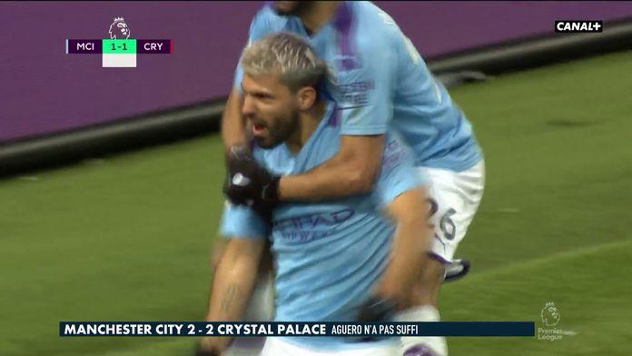 Résumé de Manchester City - Crystal Palace