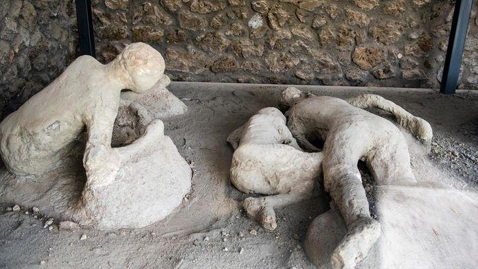 Les grandes énigmes de l'Histoire : La face cachée de Pompéi