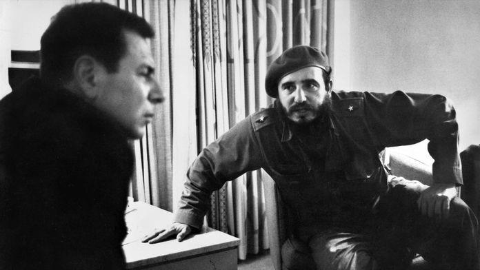 Avec Castro à l'heure du crime