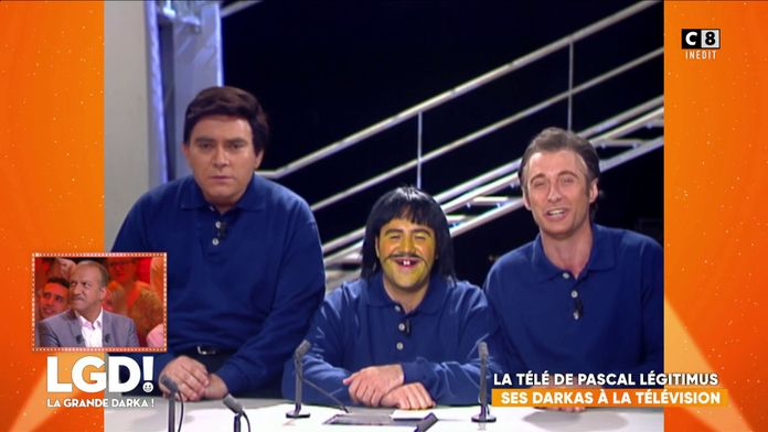 Les darkas télé de Pascal Légitimus